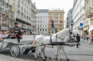 Zwiedzamy Wiedeń
