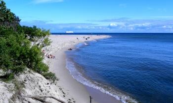 Mierzeja Helska – idealne miejsce na wakacje nad polskim morzem