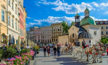 Kraków trochę inaczej
