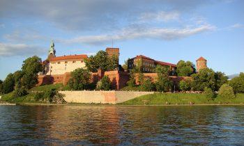 Okolice niedaleko Krakowa